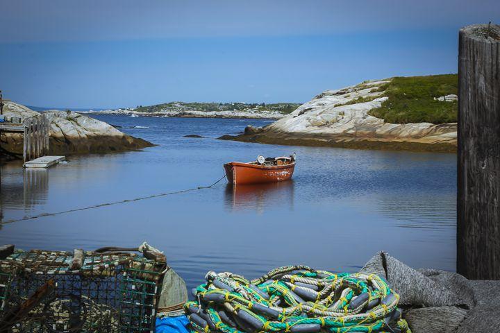 Peggy's Cove - Daniel S. Krieger Photography