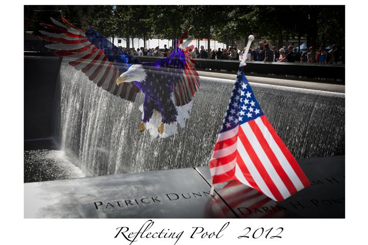Reflecting Pool - Daniel S. Krieger Photography