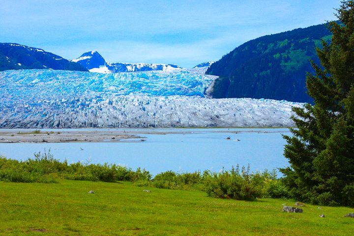 Alaska Glacier - Daniel S. Krieger Photography