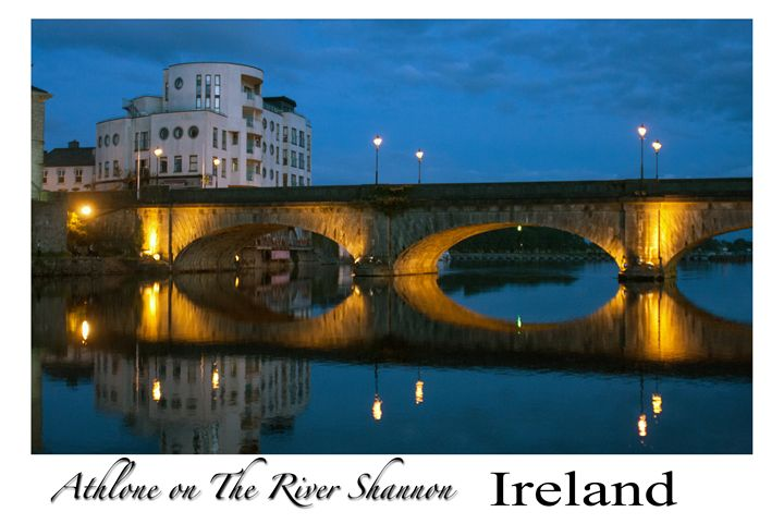 Athlone Ireland - Daniel S. Krieger Photography