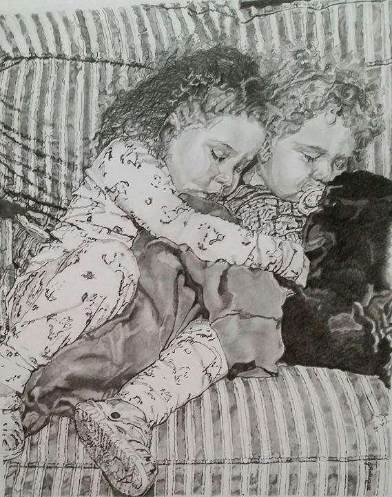 Sibling love - Jennifer Rodriguez
