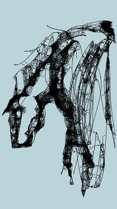 Horse - DigiCaz
