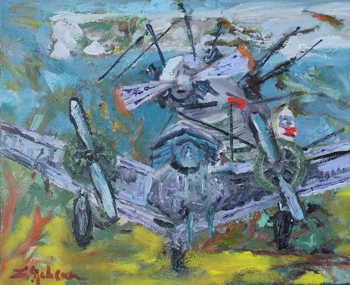 Aircraft - Duchateau