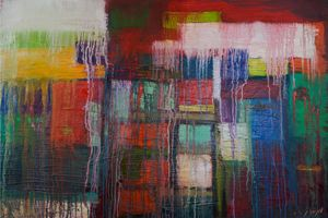 Culture texture - Ladan Nouhani