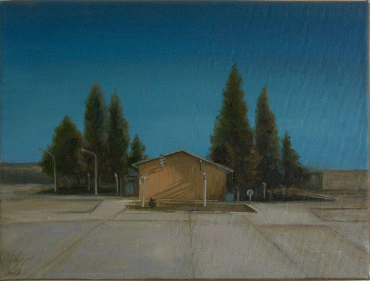 Solitude 2 - Ladan Nouhani
