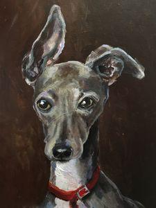 Iggy Pup - Colorful & Charming Art of Susan Elizabeth Jones
