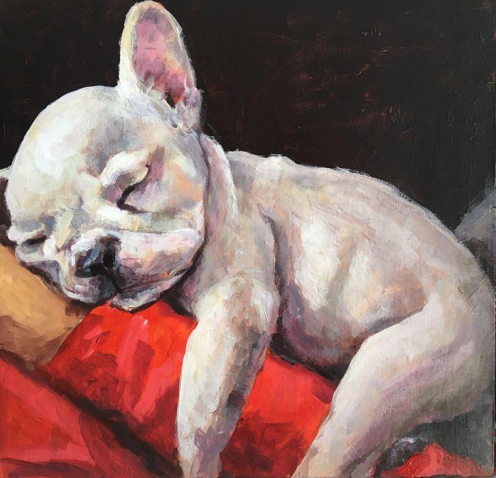 Snuggles - Colorful & Charming Art of Susan Elizabeth Jones