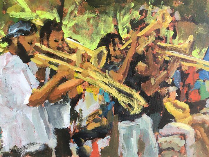 Dixieland - Colorful & Charming Art of Susan Elizabeth Jones