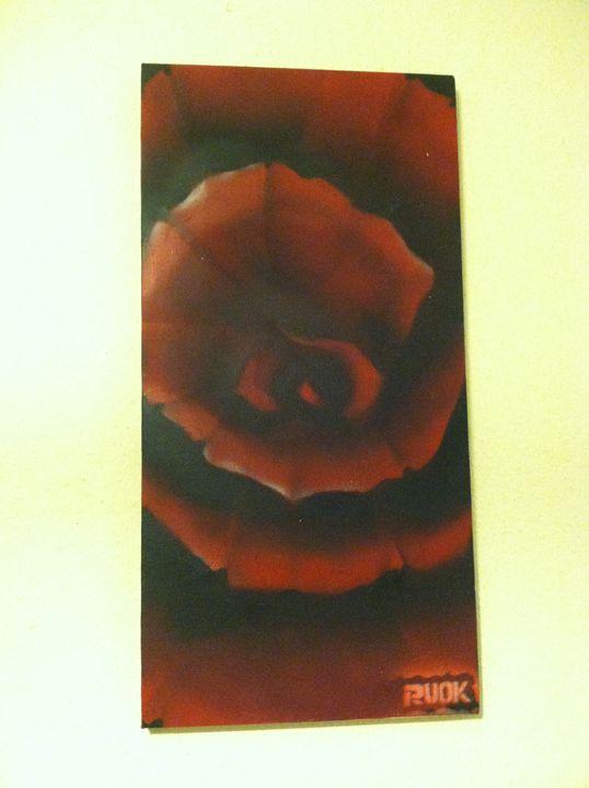 Rose of life - Adrian Sandoval