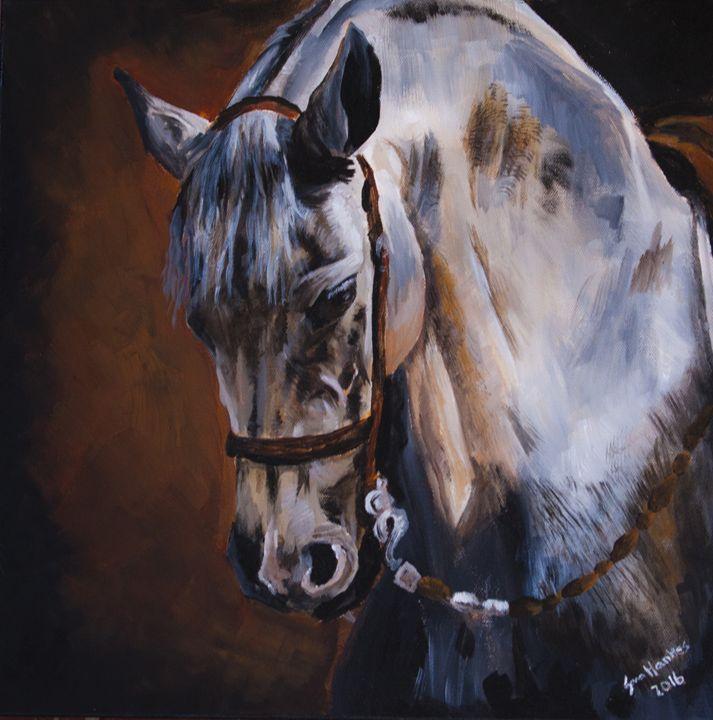 Grace - Blue Horse Fine Art Co.