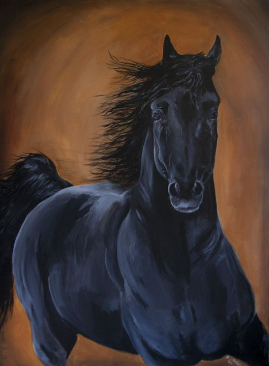 Liberty - Blue Horse Fine Art Co.
