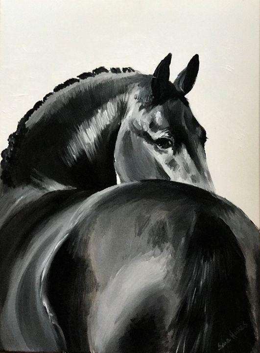 Follow your Soul - Blue Horse Fine Art Co.