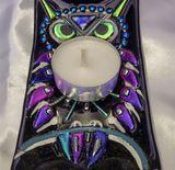 Beautiful irridesent tealight holder