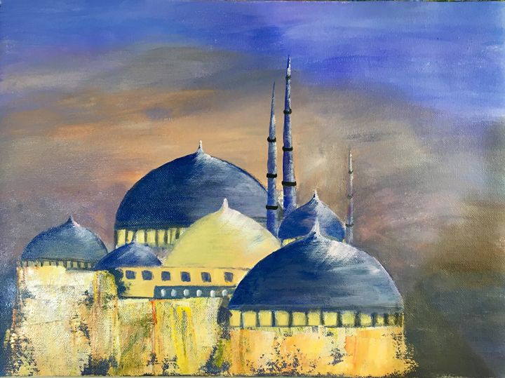 Minaret series 1 - Renasaj