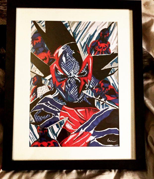 Spiderman 2099 - Greg Mcloughlin