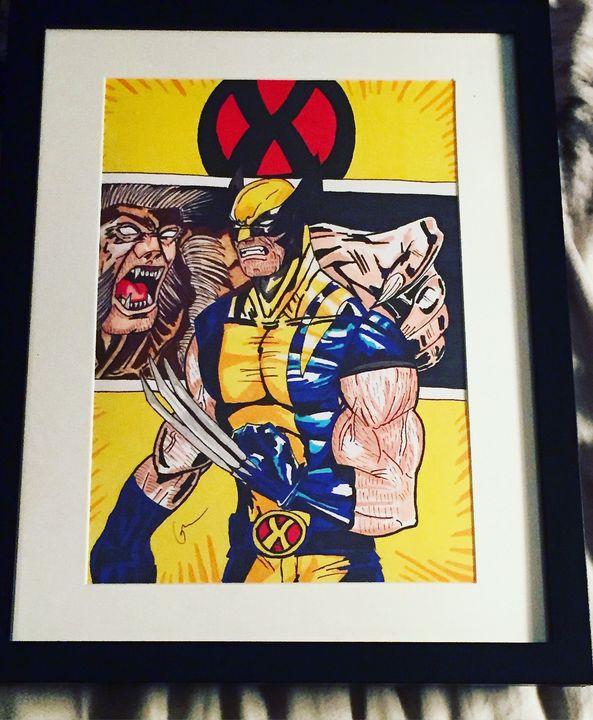 Wolverine - Greg Mcloughlin
