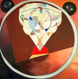 """Diamond attraction"""
