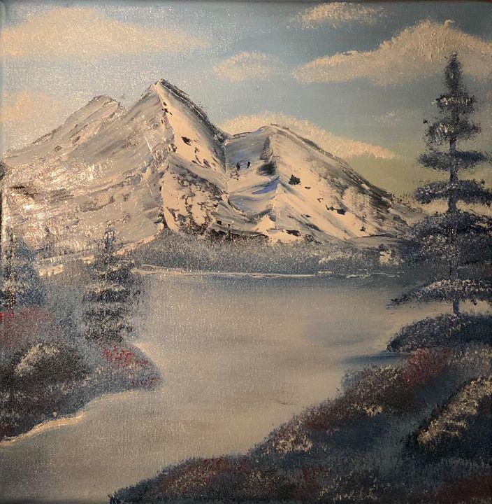 Cold winter - Bryndís Gunzo