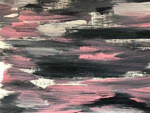 Pink mess