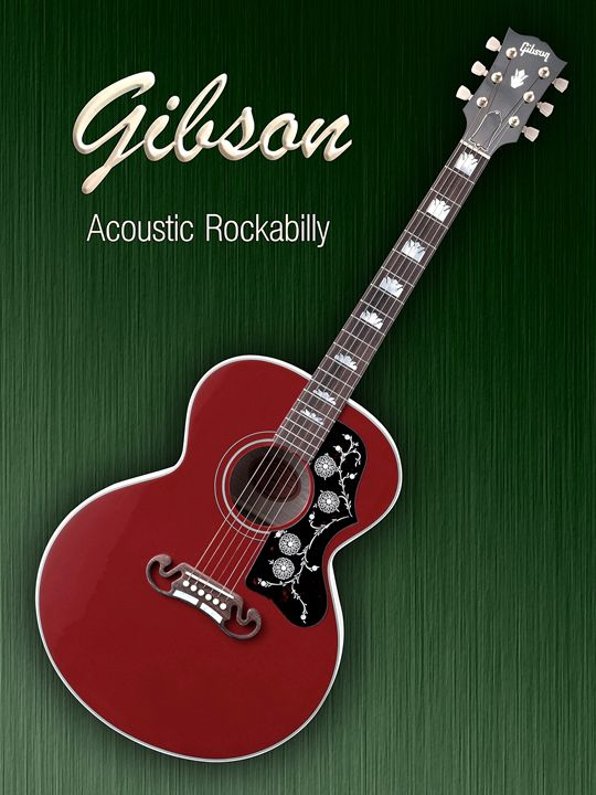 Gibson Acoustic Rockabilly - music
