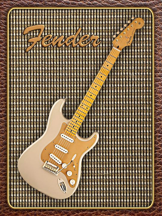 Fender Stratocaster Classic Player - music