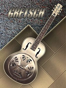Old  Gretsch Acoustic Resonator