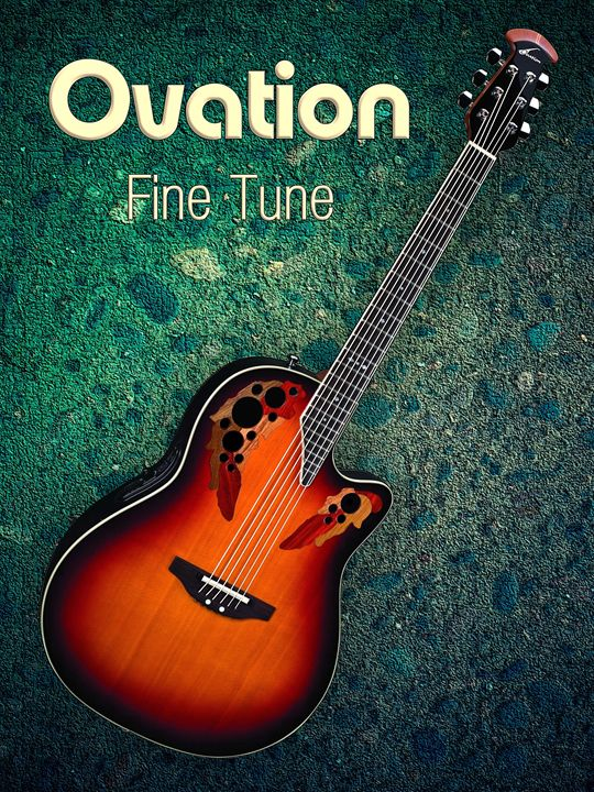 Ovation Fine Tune - music