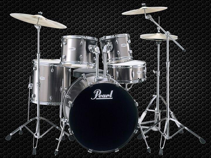 Pearl Drums - music