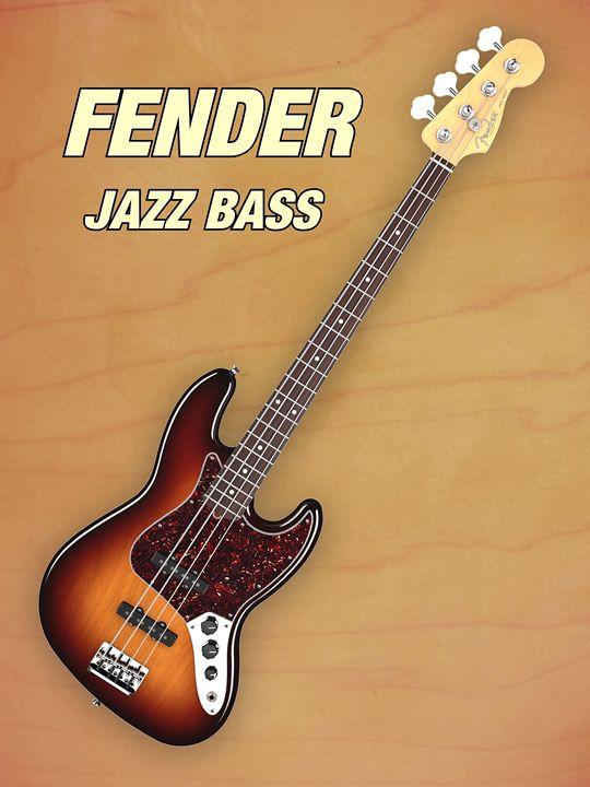 Fender Jazz Bass - music