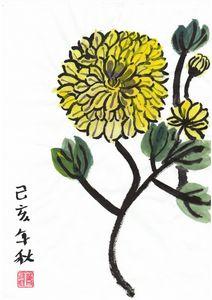 Flower of Autumn