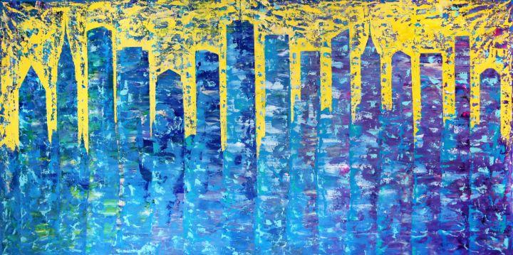 NEW YORK CITY COMB - Denis Kuvayev