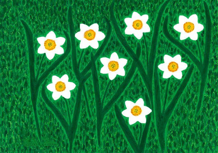 Narcissus - Vasile Luciu Art