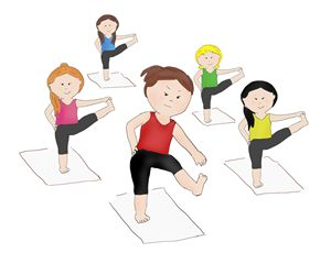 Let's try yoga
