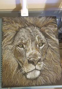 Lion/Mufasa
