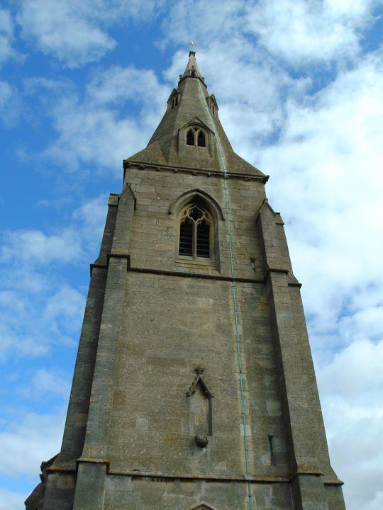 'Church Tower' - MGL