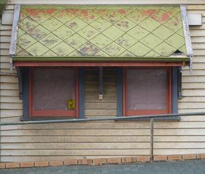 'Old Shop Window'