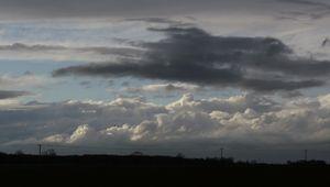 'Big Angry Sky'