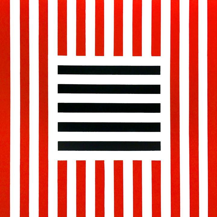 Vibrating Lines Two - J.R. DeSigNs, LLC