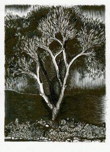 Feathered Tree