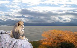 Erie Lion