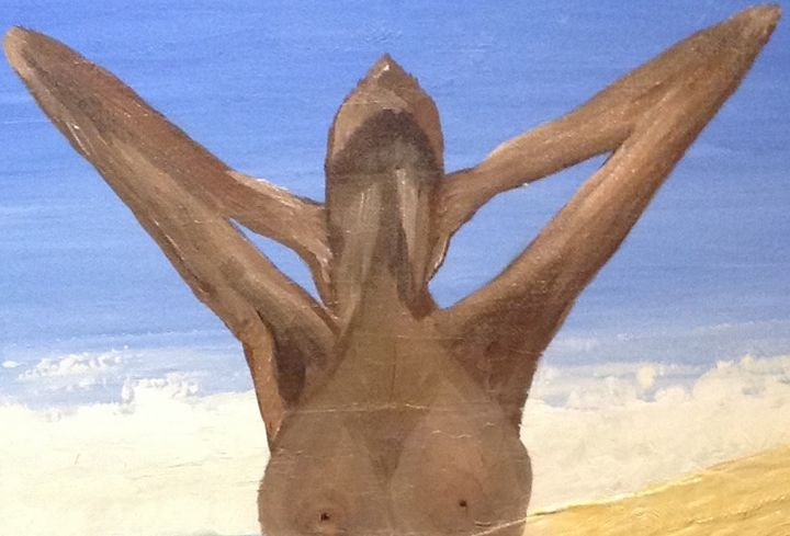 Liberation - Danny Jefferis Art
