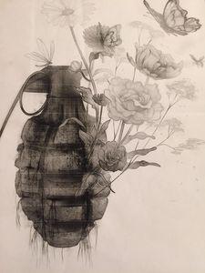 Nature grenade