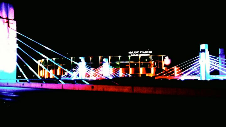 McLane Stadium - Kevin Wiley