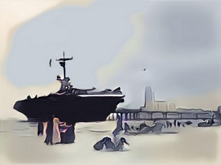 USS Lexington - Kevin Wiley