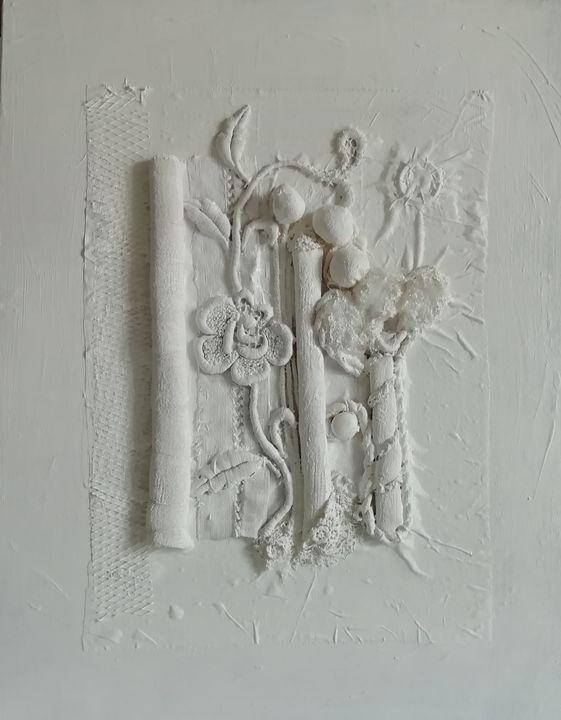 White is white - Marie-José Campos