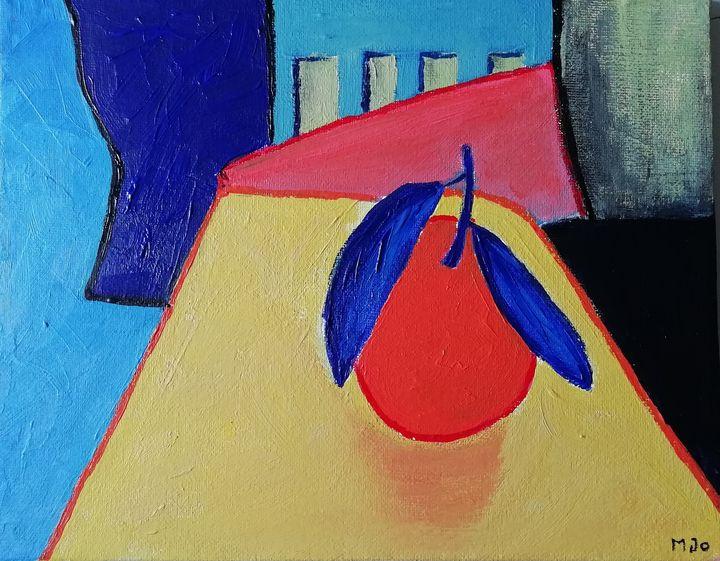La mandarine (the mandarin) - Marie-José Campos