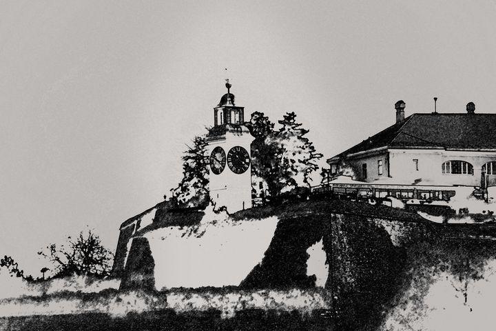 Clock tower - Sasha