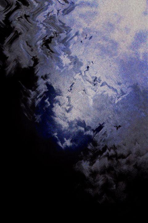 Black and blue - Sasha