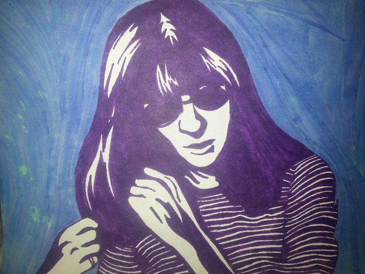 Joey Ramone - Lauren Medvig