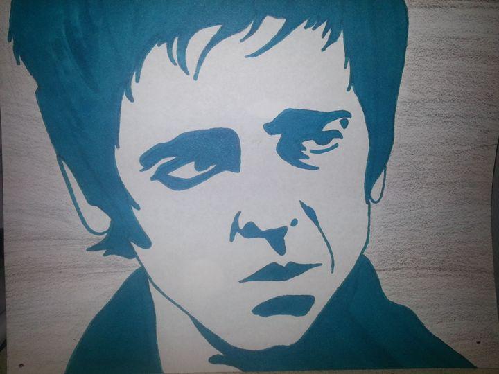 Noel Gallagher - Lauren Medvig